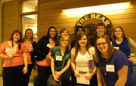 10 MHS students attend HOSA conference