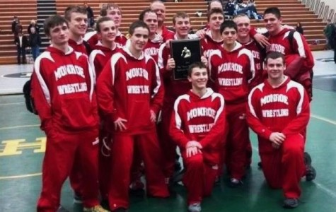 Wrestlers win invitational