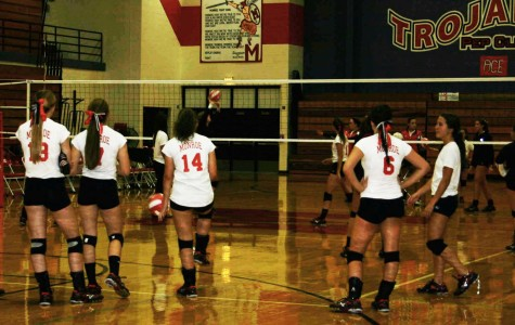 Lady Trojans sweep Pioneer
