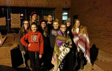 Annual Chill Out helps students relate to homeless