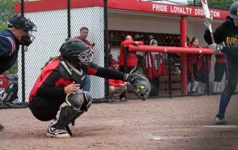 Varsity softball defeats Ida High School