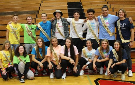 2019 homecoming candidates