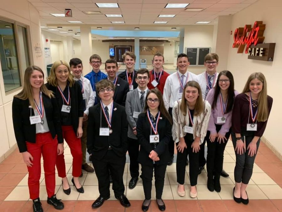 Record number of BPA members qualify for states
