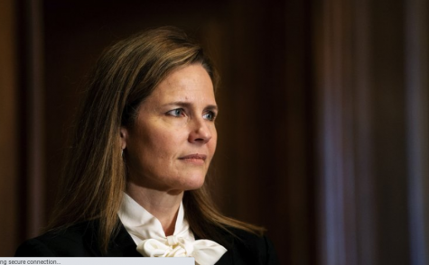 Amy Coney Barrett, Trump