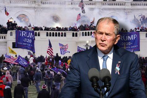 Analysis: Bush has not forgotten how Trump tore America apart